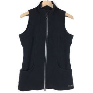 Calvin Klein Women Vest M Fleece Performance Quick